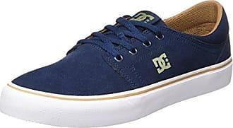 DC Shoes Trase SD, Zapatillas para Hombre, Rojo (Rust Rus), 44 EU