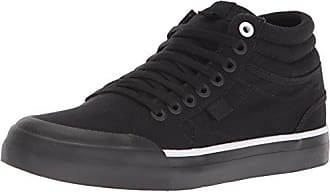 DC Meridian Sneakers Women black / white Damen Gr. 7.5 US
