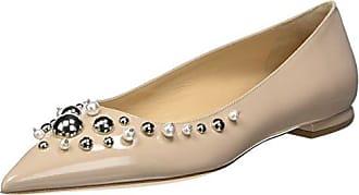 DEIMILLE Women's 5150106 Closed Toe Ballet Flats