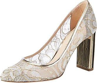 5105109, Zapatos de Tacón para Mujer, Beige (Powder 015), 40 EU Deimille