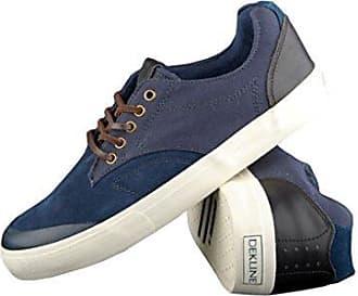 Tim Tim Sneaker Midnight Brown Antique US12/EU47 Dekline