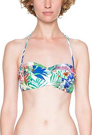 Desigual Lisa - Haut de maillot de bain - Triangle - Imprimé - Femme