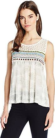 Desigual TS_shasa, Camiseta para Mujer, Blanco (Crudo 1001), X-Large