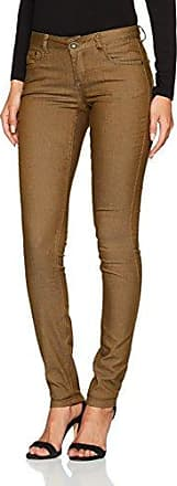 Anya - Jeans Femme, Vert (olive 086), W27/L34 (Taille fabricant: 27.0)Cross Jeanswear