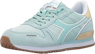 Damen Sneaker, CELESTE-LILLA-MARRONE, 39 EU Diadora