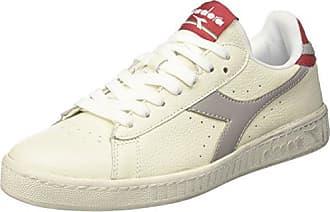 adidas Herren Sneaker Elfenbein Bianco 36.5, Elfenbein - Bianco - Größe: 38.5