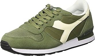 Diadora Titan Ii, Herren Gymnastikschuhe, Grün (Verde Golf Clubbianco), 45 EU