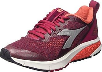 Kuruka 2 W, Zapatillas de Running para Mujer, Naranja (Sangria/Silver), 37 EU Diadora