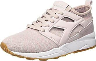 EVO Aeon Weave, Zapatillas de Gimnasia para Hombre, Blanco (Bianco Bianco), 40.5 EU Diadora