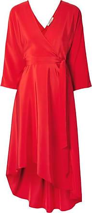Kleid mit Leinenanteil Diane Von Fürstenberg