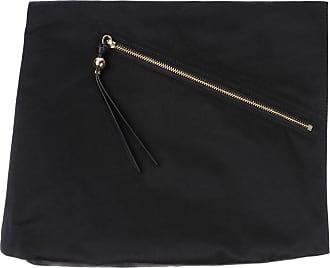 woven stripe shoulder bag - Blau Diane Von Fürstenberg