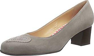 Diavolezza Cosima, Zapatos de Tacón con Punta Cerrada para Mujer, Beige (Noce 9008), 41 EU