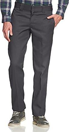 Original 874 Work Pants, Pantalones Para Hombre, Plateado (Silver Gray), W38/L34 Dickies