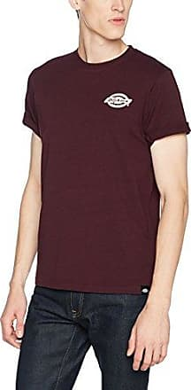 Johnson City, T-Shirt Homme, Noir (Black), Large (Taille Fabricant: L)Dickies