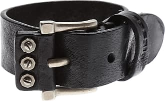 Diesel Bracelet for Men On Sale in Outlet, Black, Leather, 2017, One Size