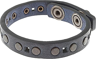 Diesel Bracelet for Men On Sale, Whyse, Black, Cow Leather, 2017, One Size