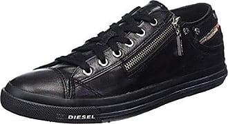 Magnete Expo-Zip Low, Zapatillas para Mujer, Negro (Black T8013), 38 EU Diesel