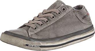 Diesel S-exposure Clc W Super Lemon, Schuhe, Sneaker & Sportschuhe, Sneaker, Grau, Gelb, Female, 36