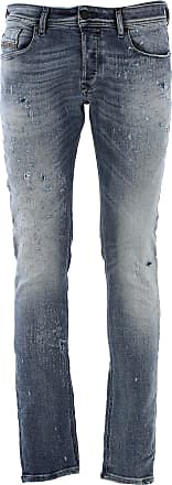 Jeans On Sale in Outlet, Camel, Cotton, 2017, 33 Diesel
