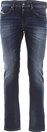 Jeans On Sale, Thommer, Black, Cotton, 2017, 30 31 34 36 Diesel