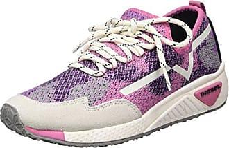 SKB S-KBY-Sneakers Y01559, Zapatillas para Mujer, Multicolor (Multicolor/Pink-White H6460), 36 EU Diesel