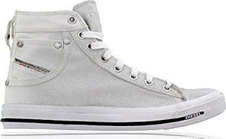 Diesel Damen Lenglas S-Andyes W-Sneake Y01253 Sneaker, Schwarz (Black/Gunmetal), 39 EU