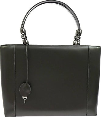 Dior Patent Leather Pearl Top Handle Satchel Evening Bag