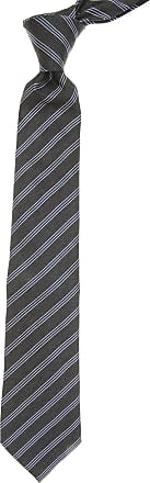 Ties On Sale, Anthracite, Silk, 2017, one size Moschino