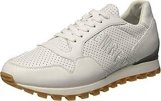 Bikkembergs Soccer 2206, Zapatillas para Hombre, Blanco (White 800), 44 EU