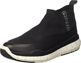 Mujer BKW101906 Slippers Negro Size: 39 EU Dirk Bikkembergs