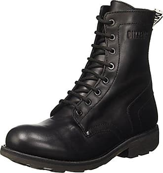 Rangers Homme Noir Noir (Black 999) 45 EUDirk Bikkembergs