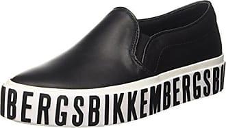 Sneakers Basses Homme - Gris - Gris (Grey 400), 43 EU EUDirk Bikkembergs