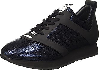 R-Evolution 882 Low Shoe W Patent/S.Patent, Womens Flatform Pumps Dirk Bikkembergs
