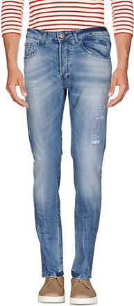 DENIM - Denim trousers Dirty Page