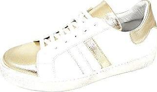 Damen Sneaker, Weiß - Bianco - Größe: Bianco Divine Follie