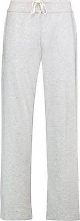 Dkny Woman Stretch-pima Cotton Pajama Shorts Light Gray Size S DKNY