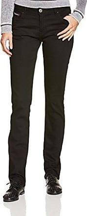 Eva - Jeans - Skinny - Femme - Noir (G408) - W30/L32 (Taille fabricant: 30)DN67