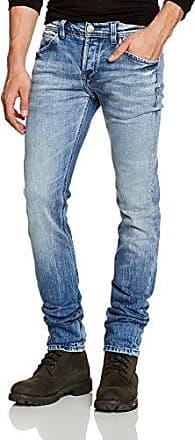 SM144 - Pantalon - Slim - Homme - Bleu (Royal Blue) - W42 (Taille fabricant: 33)DN67