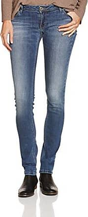 Wonder - Jeans - Skinny - Femme - Bleu (G414) - W31/L32 (Taille fabricant: 31)DN67