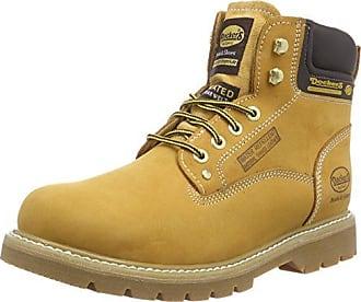Dockers by Gerli 35aa303-300910, Bottes Classiques Femme - Beige (Golden Tan 910), 38 EU