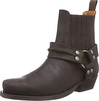 Bullboxer AGM005E5L, Biker boots para jovenes, color Marron (CAML), talla 31