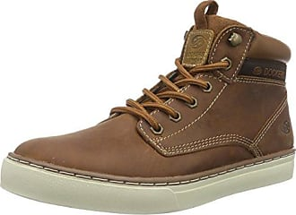 41jf001-208300, Sneakers Basses Homme, Marron (Braun), 45 EUDockers by Gerli