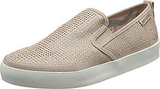 Dockers by Gerli Damen Slipper Rosa (Metallic), Schuhgröße:EUR 38