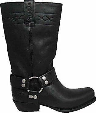 Dockers by Gerli Biker Boots 030140-006044 dunkelbraun, Schuhgröße:EUR 41