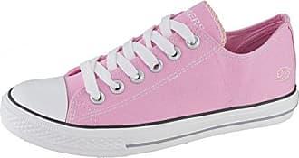 Dockers by Gerli Damen 36UR201-710 Canvas Sneaker Rose Größe 36