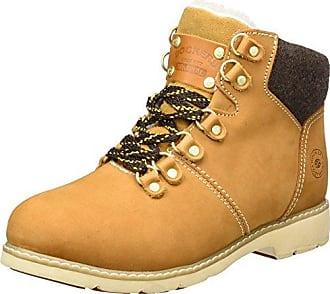 41hl303-350, Desert Boots Femme, Jaune (Golden Tan), 39 EUDockers by Gerli