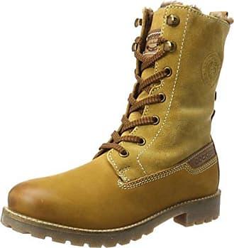 41hl301-350, Desert Boots Femme, Jaune (Golden Tan), 39 EUDockers by Gerli