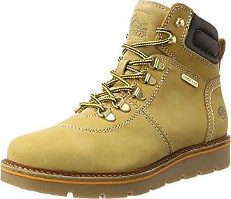 Dockers by Gerli 39si308-302910, Desert Boots Femme, Jaune (Golden Tan), 37 EU