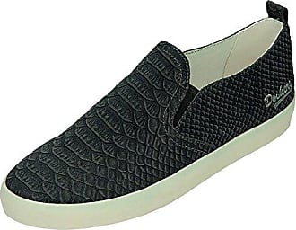 Dockers Slipper Damen schwarz