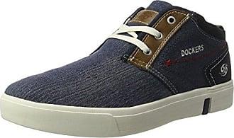 42jz002-790600, Sneakers Basses Homme, Bleu (Blau 600), 43 EUDockers by Gerli